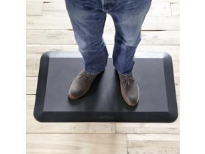 VARIDESK Standing Desk Anti-Fatigue Comfort Floor Mat - Mat 34