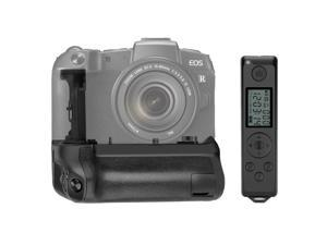 Neewer Vertical Battery Grip with 2.4G Wireless Remote Control ,Compatible with Canon EOS R Mirrorless Digital Camera,Replacement for BG-E22,Works with LP-E6N/LP-E6NH Battery (Battery Not Included)