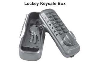 Lockey Key Safe Box - Marine Grade