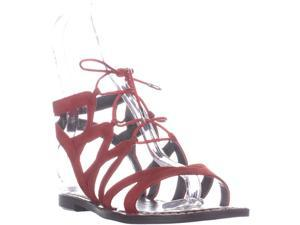 6f634b12d3cf Sam Edelman Gemma Flat Gladiator Lace Up Sandals