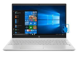 "HP Pavilion 15 CS3065 Home and Business Laptop (Intel i7-1065G7 4-Core, 32GB RAM, 512GB PCIe SSD, 15.6"" Touch  Full HD (1920x1080), Intel Iris Plus, Wifi, Bluetooth, Webcam, 2xUSB 3.1, Win 10 Pro)"