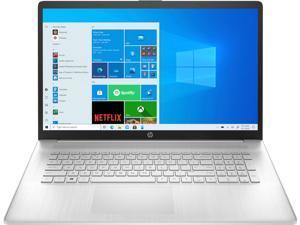 HP 17t-cn000 Home & Business Laptop Snow White (Intel i3-1125G4 4-Core, 16GB RAM, ...
