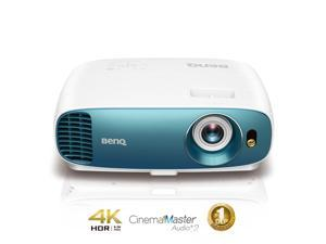 BenQ 4K Home Entertainment Projector TK800   Native Resolution UHD (3840x2160) with 8.3M Pixels with High Brightness 3000lm