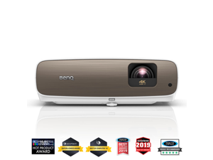 BenQ 4K Home Entertainment Projector HT3550   Native Resolution UHD (3840x2160) with 8.3M Pixels with High Brightness 3000lm with DCI-P3 in Dark Room