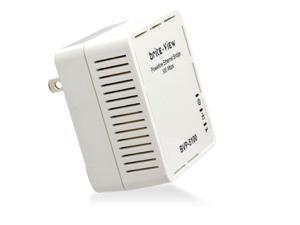 Brite-View LinkE Mini 500 Mbps Powerline Ethernet Adapter Kit by Brite View