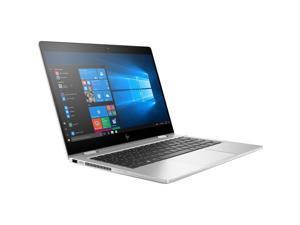 "HP EliteBook x360 830 G6 Intel Core i5 8th Gen 8265U (1.60 GHz) 8 GB Memory 256 GB PCIe NVMe M.2 SSD Intel UHD Graphics 620 13.3"" Touchscreen 1920 x 1080 Convertible Laptop Windows 10 Pro"