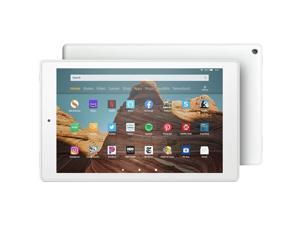 "Amazon Fire HD 10 Tablet 10.1"" 1080p full HD display, 32 GB – White"