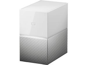 WD My Cloud Home Duo 8TB Gigabit Ethernet / USB Personal Cloud Storage WDBMUT0080JWT-NESN