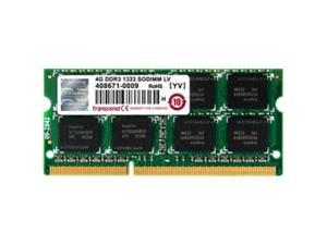 Transcend 2GB DDR3 1600 SO-DIMM CL11 1Rx8