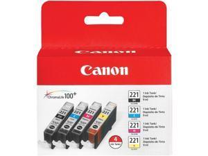 Canon INK TANK, CANON, CLI-221, FOUR COLOR