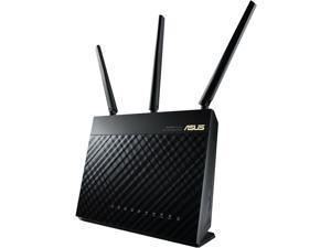RT-AC68U Dual-band Wireless-AC1900 Gigabit Router, 2 years warranty