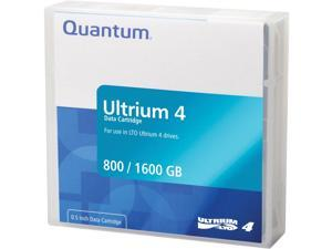 Quantum Lto Ultrium 4 Tape Cartridge - Lto Ultrium Lto-4 -