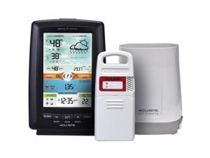 AcuRite Weather Station And Lightning Detector Digital Weather Station
