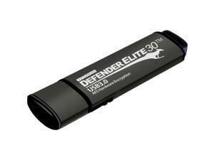 Kanguru Defender Elite Encrypted Flash Drive