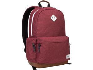 "Targus Strata TSB93603GL Carrying Case (Backpack) for 15.6"" Notebook - Burgundy"