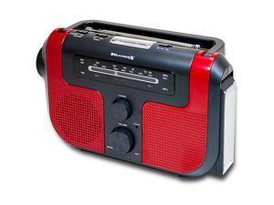 WEATHERX AM/FM LED FLASHLIGHT