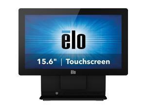 "Elo E353362 E-Series 15"" All-in-One Touchscreen Computer, IntelliTouch (J1900) Zero Bezel Win10 (Worldwide)"