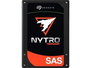 "Seagate Nytro 3330 XS15360SE70103 2.5"" 15.36TB SAS 12Gb/s 3D eTLC Solid State Disk - Enterprise"