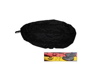Attwood Universal Fit Kayak Cockpit Cover Attwood Universal Fit Kayak Cockpit Cover - Black