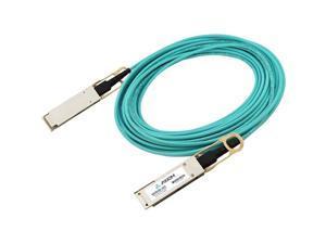 Axiom QSFP-H40G-AOC3M Fiber Optic Network Cable - 9.84 ft Fiber Optic Network Cable for Network - 1