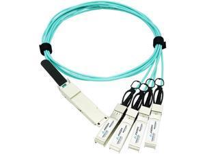 Axiom Fiber Optic Network Cable - 3.28 ft Fiber Optic Network Cable for Network Device, Chassis - -