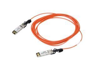 Axiom Fiber Optic Network Cable - 49.21 ft Fiber Optic Network Cable for Network Device - SFP+ - -