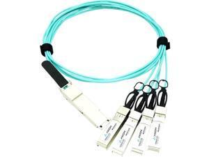 Axiom Fiber Optic Network Cable - 16.40 ft Fiber Optic Network Cable for Network Device, Chassis -