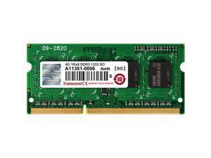 Transcend Transcend 4GB DDR3 1333