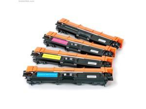 Zoomtoner Compatible BROTHER TN221 Laser Toner Cartridge Set Black Cyan Magenta Yellow - Brother DCP-9020CDN HL-3140CW HL-3150CDN HL-3170CDW HL-3180CDW MFC-9130CW MFC-9330CDW MFC-9340CDW