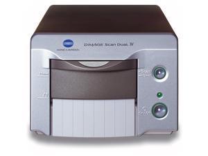 Konica Minolta DiMAGE Scan Dual IV Film Scanner