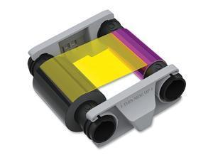 Evolis CBGR0100C High Trust Original Color Ribbons for Badgy100 & 200 - 100 Prints
