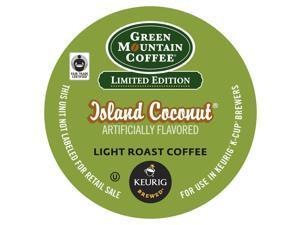 Green Mountain Coffee Roasters Island Coconut Coffee