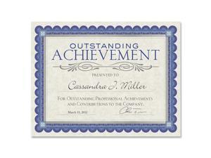 Southworth CT1R Foil Enhanced Parchment Certificates