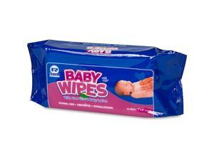 Royal Baby Wipe Unscented Refill Packed 12/80
