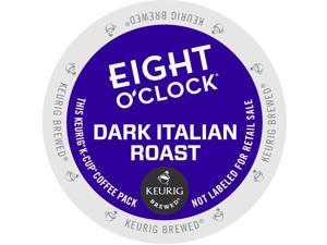 Eight O'Clock Arabica Dark Italian Roast K-Cup Pack