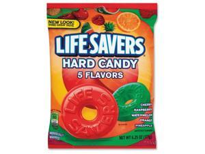 Wrigley Life Savers 5 Flavors Hard Candies