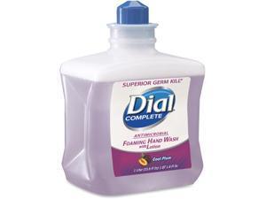 Dial Complete Antibacterial Foaming Hand Soap - Cool Plum