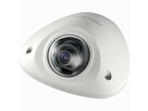 Samsung - SNV-6012M - Hanwha Techwin iPOLiS SNV-6012M 2 Megapixel Network Camera - Color, Monochrome - Board Mount - 1920 x 1080 - CMOS - Cable - Fast Ethernet