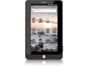 """Coby Kyros MID7015B 4 GB Tablet - 7"""" - Wireless LAN - Telechips ARM11 Single-core (1 Core) 800 MHz"""