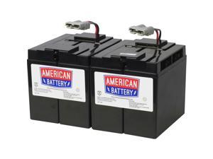 ABC RBC11 Abc replacement battery cartridge #11 for apc systems