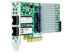 HPE 593742-001 NC523SFP 10Gb 2-Port Server Adapter