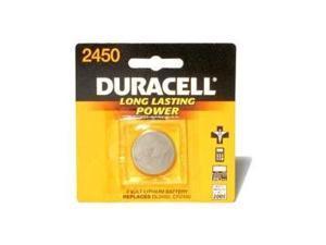 Duracell Button Cell Lithium Battery 2450 36/Pk DL2450BPK