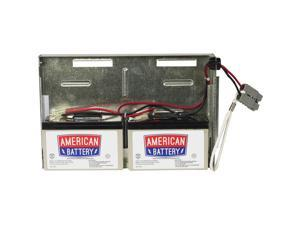 ABC RBC22 Abc replacement battery cartridge #22 for apc systems