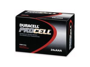 DURACELL Procell PC2400 1.5V AAA Alkaline Battery, 24-box