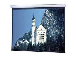 "DA-LITE 91839 Model-C Pull Down Manual Screen 200"" Video Fomat (4:3 Aspect) Matte White"