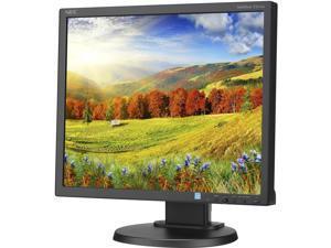 """NEC Display MultiSync EA193MI-BK 19"""" LED LCD Monitor - 5:4 - 6 ms - Adjustable Display Angle - 1280 x 1024 - 16.7 Million Colors - 250 Nit - 1,000:1 - SXGA - Speakers - DVI - VGA - DisplayPort -"""