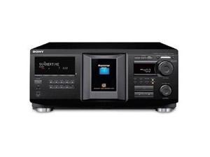 Sony CDP-CX455 CD Player/Changer