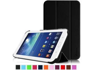 "Fintie SmartShell ESK0012 Carrying Case for 7"" Tablet - Black"