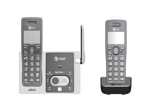 AT&T 4 Handset Cordless Answering System with Caller ID/Call Waiting CL82413