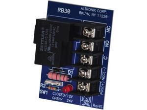 ALTRONIX RB30 RELAY BOARD 12/24V 30A CONTACT
